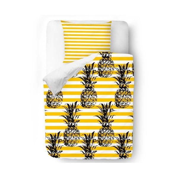 Obliečky Pineapples, 140x200 cm