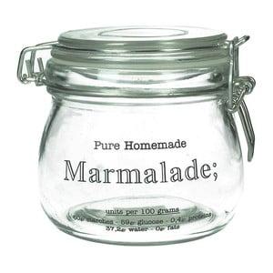 Sklenená dóza na marmeládu Marmalade