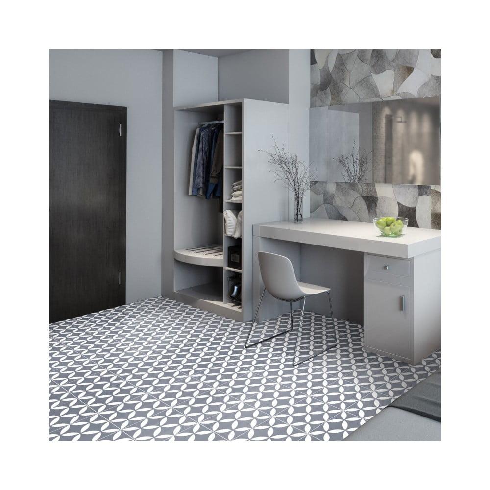 Samolepka na podlahu Ambiance Floor Sticker Octavio, 40 × 40 cm