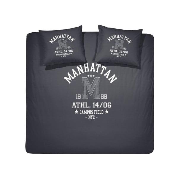 Obliečky Manhattan Blue, 200x200 cm