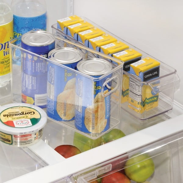 Veľký úložný box do chladničky InterDesign Fridge Pantry
