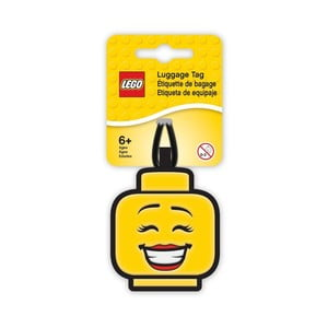 Menovka na batožinu LEGO® Iconic Girl