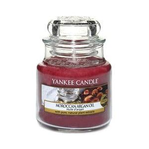 Vonná sviečka Yankee Candle Marocký Arganový Olej, doba horenia 25 - 40 hodín