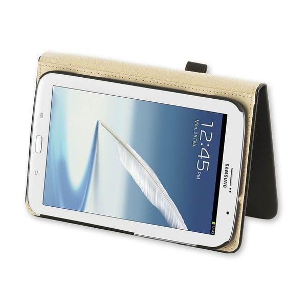 Obal na Samsung Note 8 Moleskine, čierny