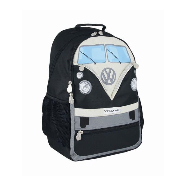 Batoh VW Camper, černý