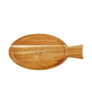 Servírovacia doska z akáciového dreva Villa Collection, 33×16cm