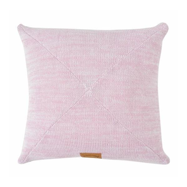 Ružová obliečka na vankúš Hawke&Thorn Parker