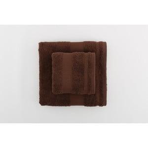 Sada 2 uterákov Clio Dark Brown