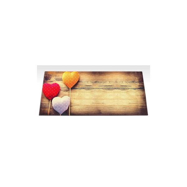 Behúň Floorita Sweethearts, 60 × 140 cm