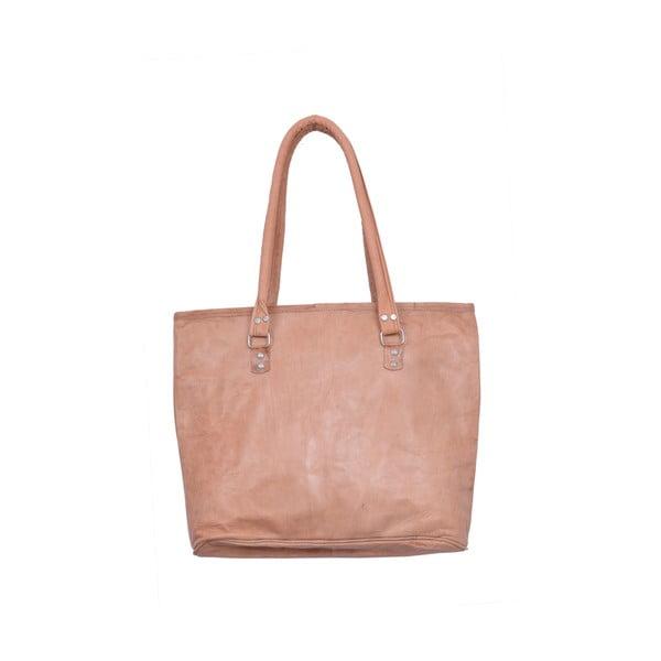 Kožená taška Bolso
