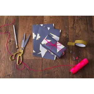 Baliaci papier Cranes, 3 listy