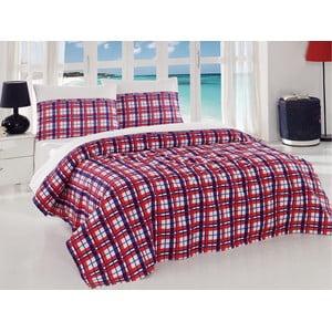 Set prikrývky cez posteľ a plachty U.S. Polo Assn. Visalia, 160x220 cm