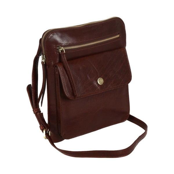 Dámska kožená taška Tess Brown