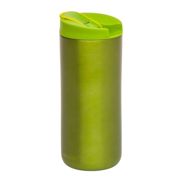 Svetlozelený termohrnček Aladdin Flip-Seal ™, 350ml
