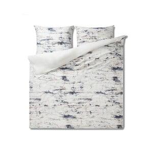 Obliečky na dvojlôžko z čistej bavlny Casa Di Bassi Marble, 240 x 260 cm