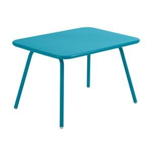 Tyrkysový detský stôl Fermob Luxembourg