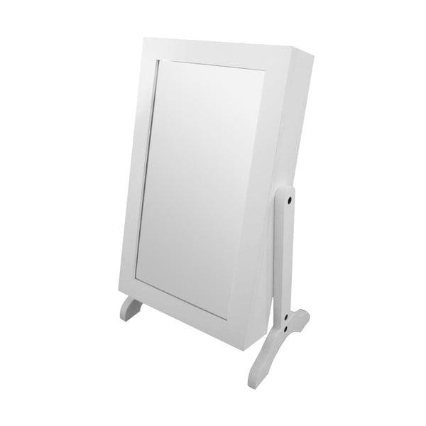 Stolová šperkovnica so zrkadlom Cabinet