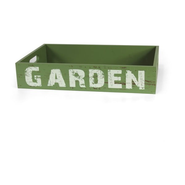 Drevený box Garden