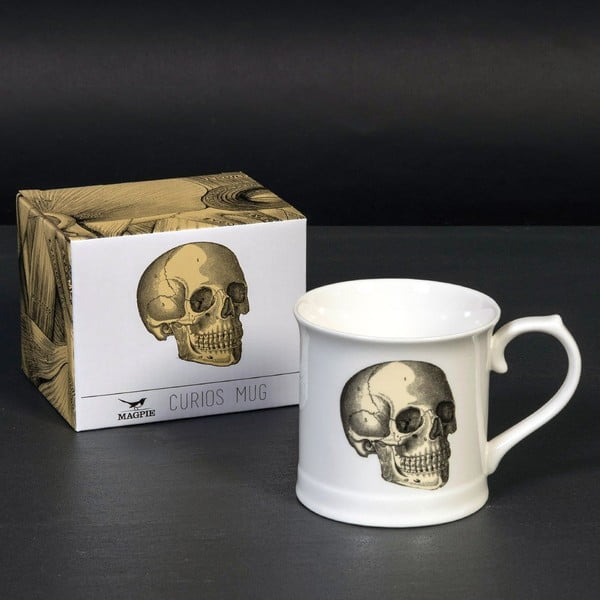 Hrnček Magpie Curious Skull