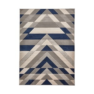 Sivomodrý koberec Think Rugs Pembroke, 160 x 220 cm