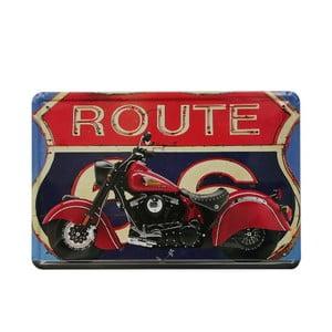Ceduľa Route 66, 20x30 cm