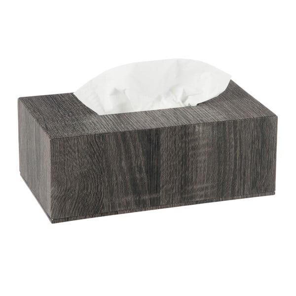 Box na papierové vreckovky Paper Brown