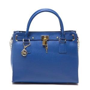 Kožená kabelka Roberta M 199 Bluette