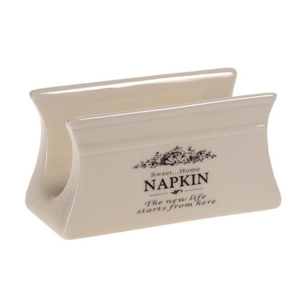 Stojan na obrúsky Napkin Porcelain