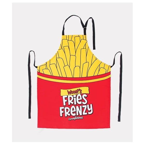 Kuchynská zástera Fries