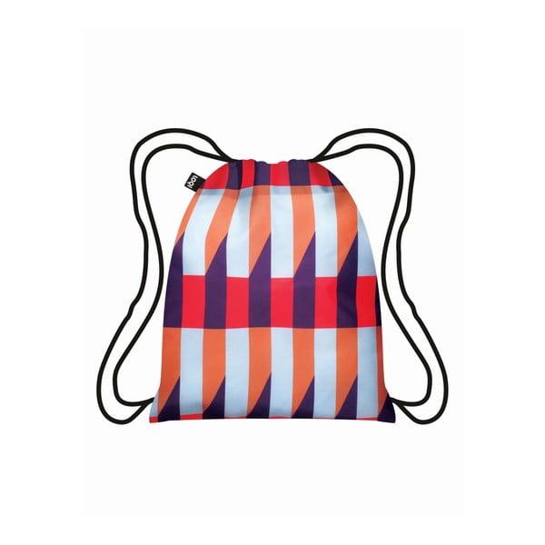 Vak na chrbát LOQI Stripes