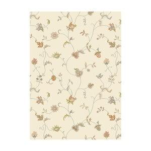 Koberec Asiatic Carpets Xico Floral Cream, 120x170 cm