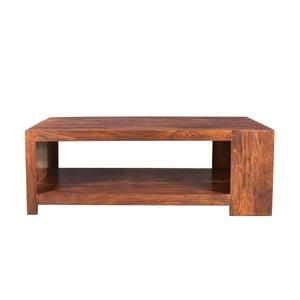 Konferenčný stolík z akáciového dreva Woodking Churchill