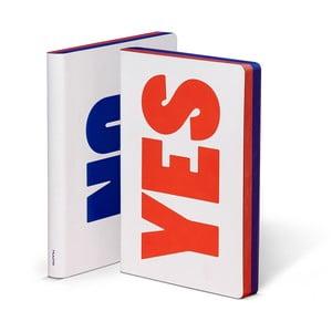 Zápisník Nuuna Yes No, veľký