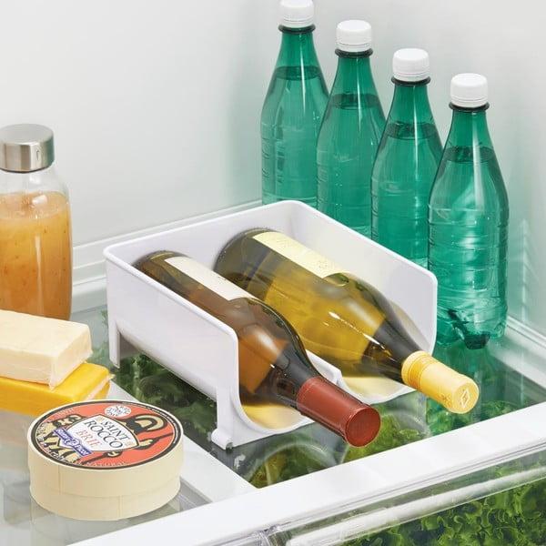 Stojan na víno do chladničky InterDesign Frigo Wine