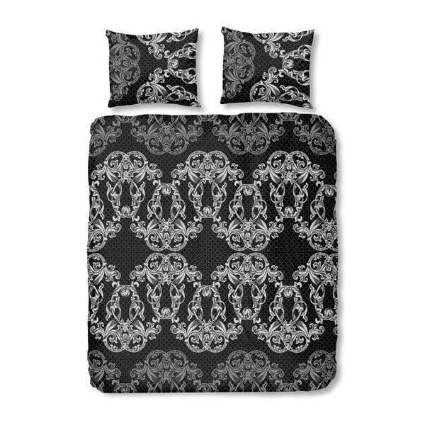 Obliečky Istres Black, 200x200 cm
