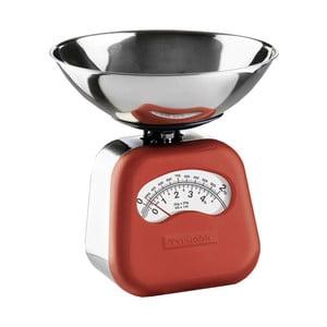Kuchynská váha Novo Scales, červená