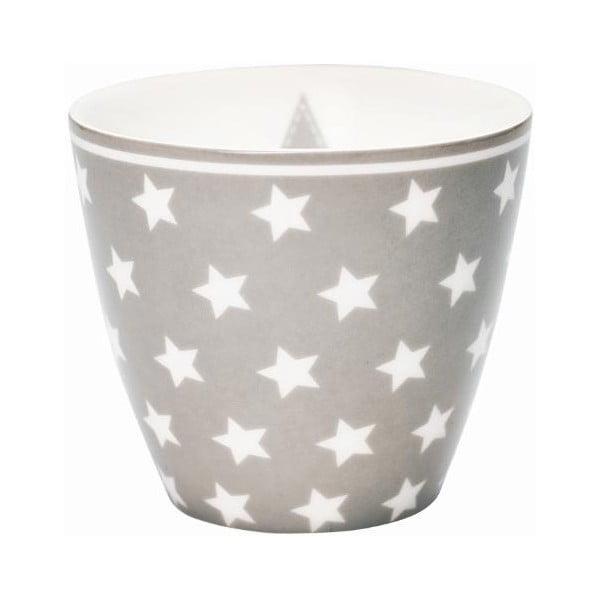 Hrnček Latte Star Grey, 0,3 l