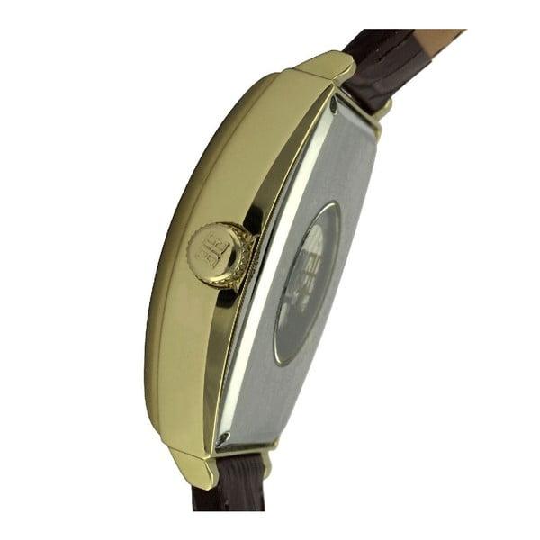 Pánske hodinky Thomas Earnshaw Brown/Yellow Gold