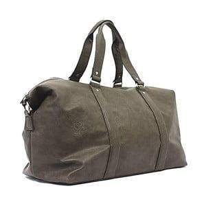 Cestovná taška Bobby Black - Khaki, 50x33 cm