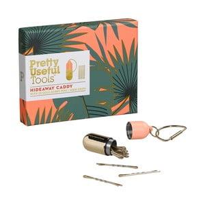 Pinetky v prívesku na kľúče Pretty Useful Tools Coral Reef
