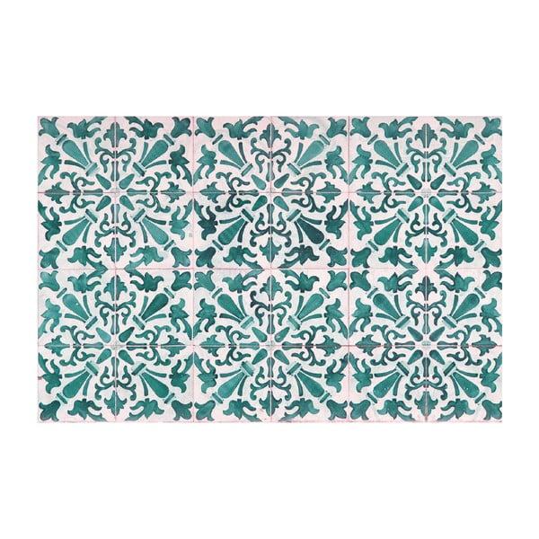 Vinylový koberec Carmen Esmeralda, 65x100 cm