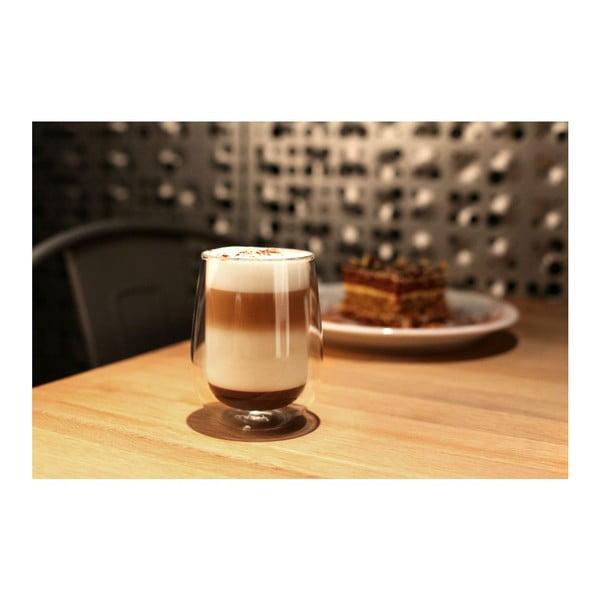 Dvojitý pohár Vialli Design Amo, 400ml