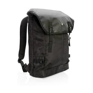 Čierny batoh na notebook 17'' Swiss Peak, 20 l