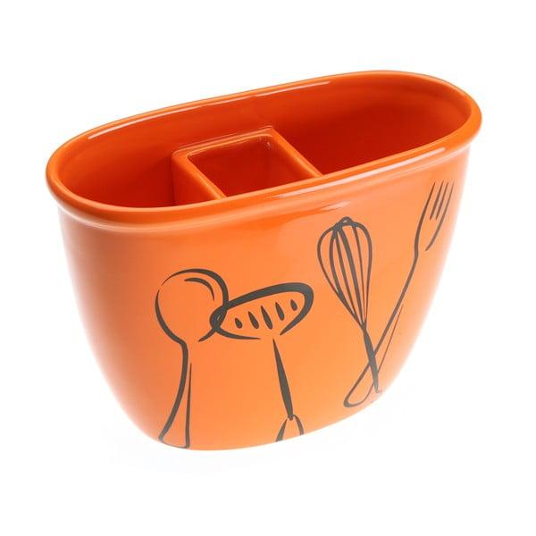 Porcelánový stojan na kuchynské nástroje Naranja