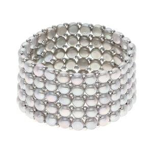 Náramok s riečnymi perlami Serafim