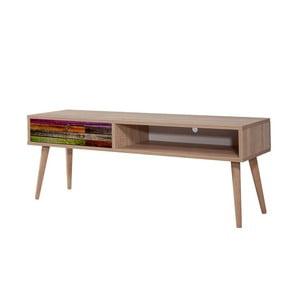 TV stôl City Colors, šírka 47 cm