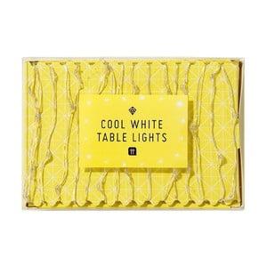 Bielo svietiaca reťaz Talking Tables Party, dĺžka3 m