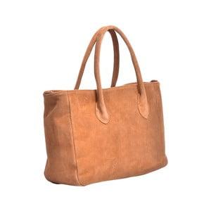 Kožená kabelka Shanna, ťavia