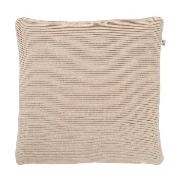 Vankúš Klune Sand, 45x45 cm