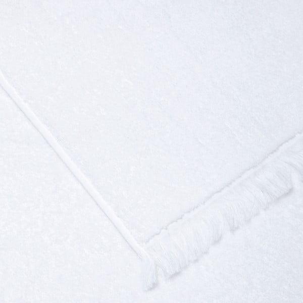 Sada 2 bielych bavlnených osušiek CasaDiBassi Bath, 100x160cm